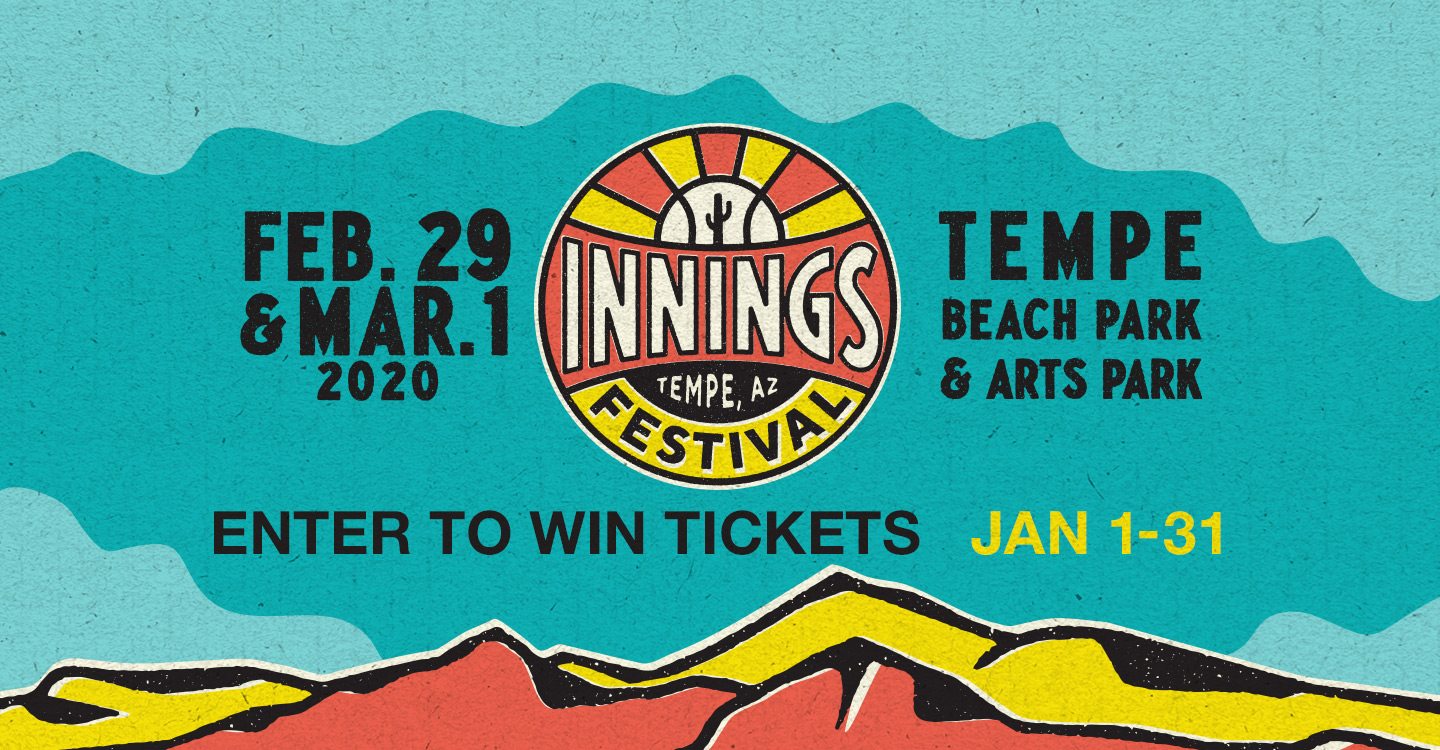 Win Tickets to Innings Festival!