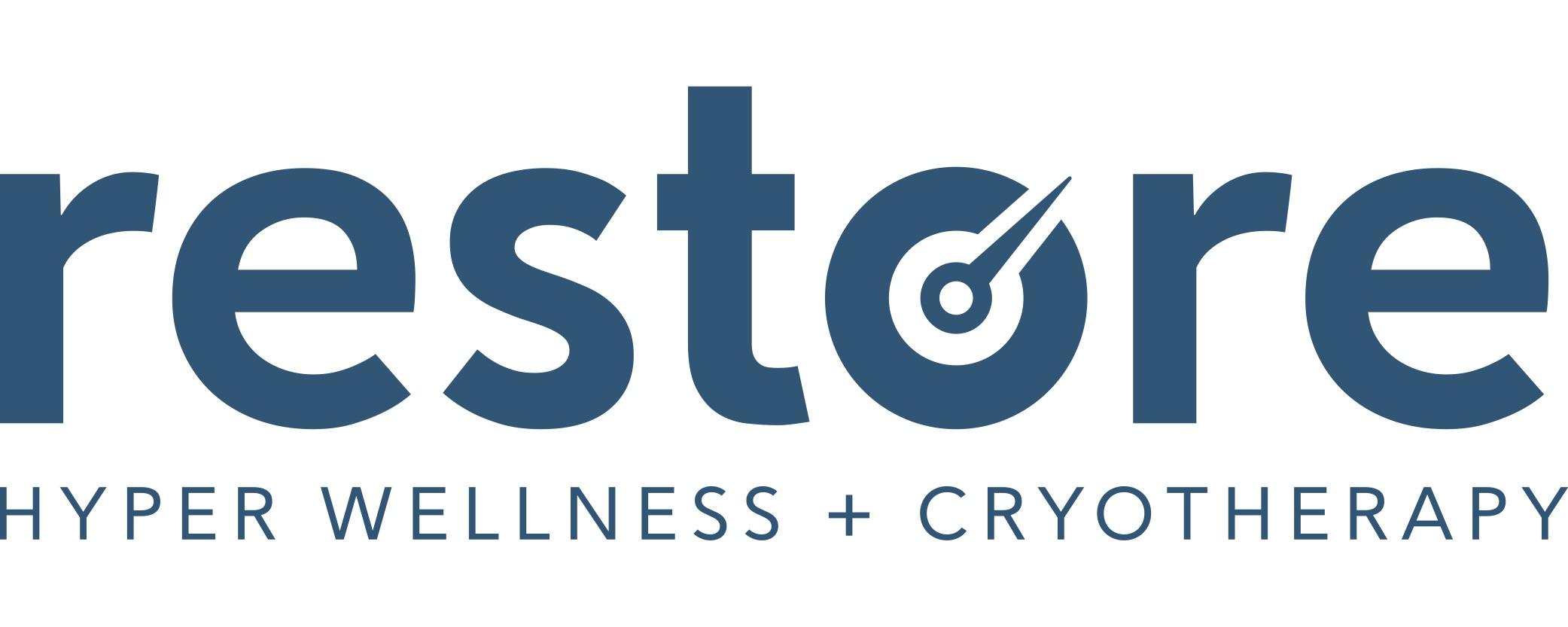 Restore Logo Blue